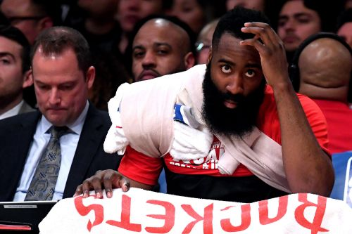 James Harden goes scorched earth on 'arrogant' NBA ref