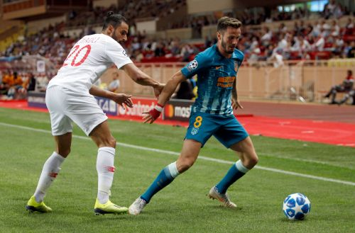 Atletico wins 2-1 at Monaco in Champions League opener