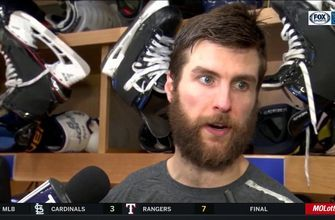 Pietrangelo: Blues 'responded exactly the way we wanted to' in Game 4