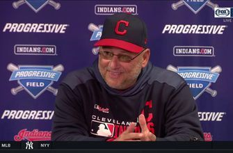 Tito praises Corey Kluber looking more like himself, shows plenty of love for JT