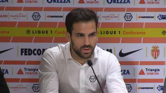 I'm not scared of a new challenge - Fabregas on joining Monaco
