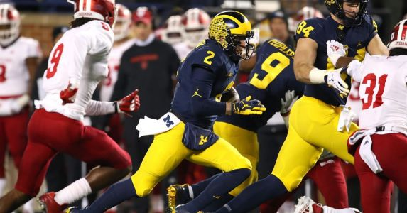 Game Balls: Michigan vs Indiana