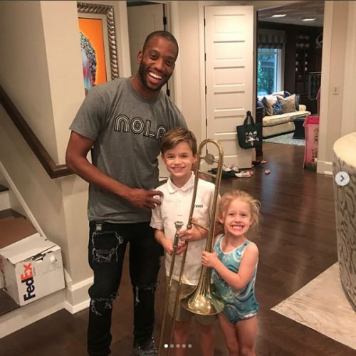 Drew Brees, Trombone Shorty and a typical Monday night in New Orleans