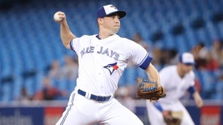 Blue Jays' Sanchez expects to be 'fully healthy' by spring training