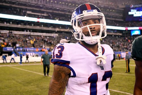 Giants' Odell Beckham Jr.: 'I need to do more. I need to do better. Period.'
