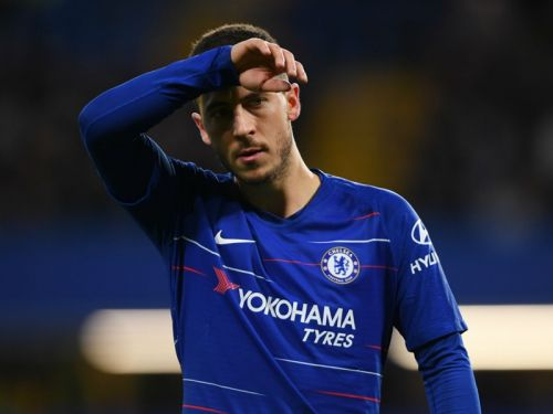 'He should go to Madrid to become stronger' - Mpenza urges Hazard to leave Chelsea this summer