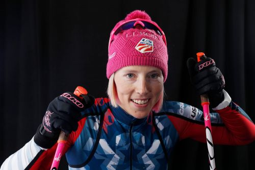 Olympic gold medalist Kikkan Randall blown away by support since breast cancer diagnosis