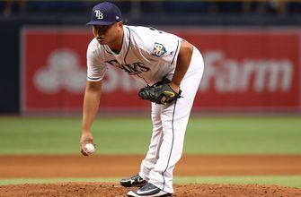 Rays trade reliever Chih-Wei Hu to Indians for teenage infielder Gionti Turner