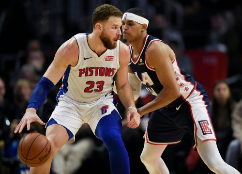 Pistons' Blake Griffin torches Clippers for 44 points in return to Los Angeles