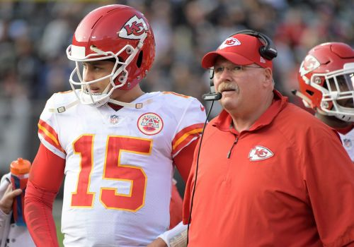 Suspended Kansas City radio host apologizes for on-air comments about Chiefs coach Andy Reid's family