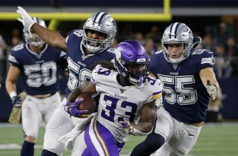 He's cooking: Vikings RB's recipe is speed, strength, vision