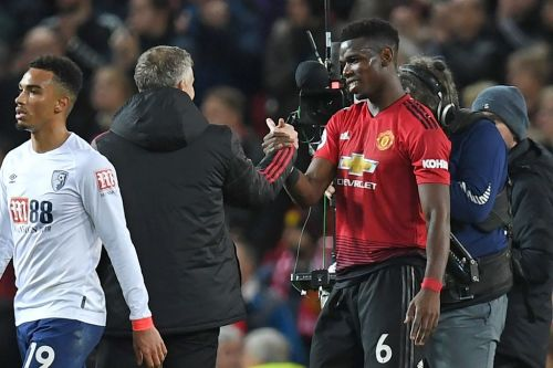 Solskjaer has brought structure to Man Utd - Pogba