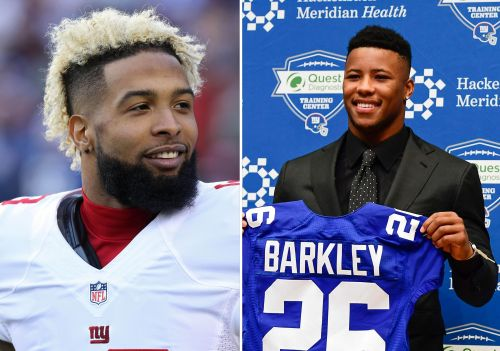 Saquon Barkley shares the best advice Odell Beckham Jr. has given him