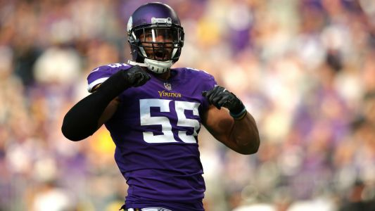 Anthony Barr says he 'absolutely' wants to stay with Vikings long term