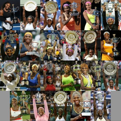 Wedding belle Serena sounds French Open alarm for rivals