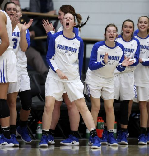 6A girls basketball: Top-ranked Fremont responds to pressure with 56-39 quarterfinal win over Herriman
