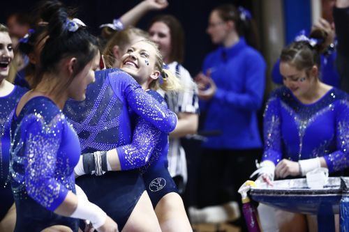 Great Clips of the Week: BYU gymnast collects stars, smashes Goombas in Mario-inspired floor exercise