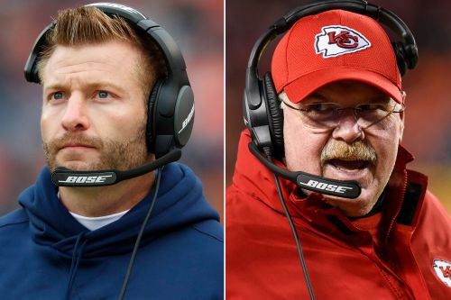 Rams and the Chiefs will punch their tickets to the Super Bowl