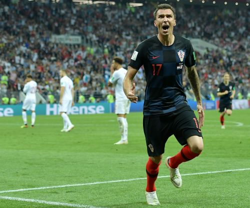 Croatia tops England in extra time to reach World Cup final