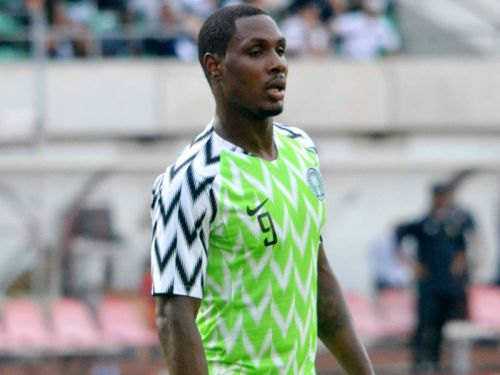 WATCH: Majestic Ighalo powers Nigeria past Libya