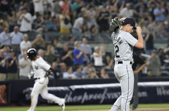 Yanks back stellar German with 4 HRs, beat Mariners 7-2