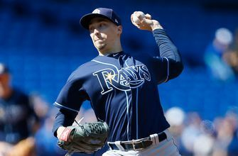 Blake Snell sets franchise record, leads MLB with 21 wins as Rays best Blue Jays 5-2