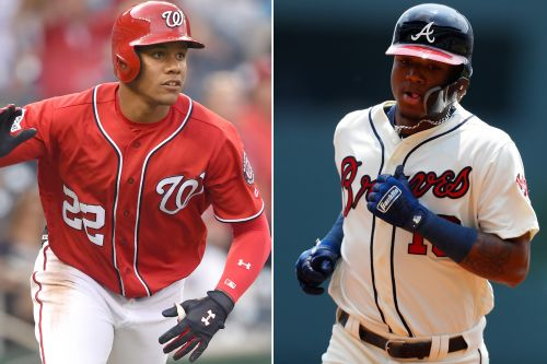 We're witnessing MLB's incredibly young future