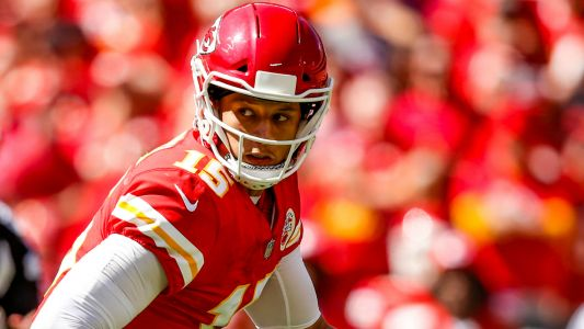 Patrick Mahomes, Chiefs offense headed for much-needed heat check