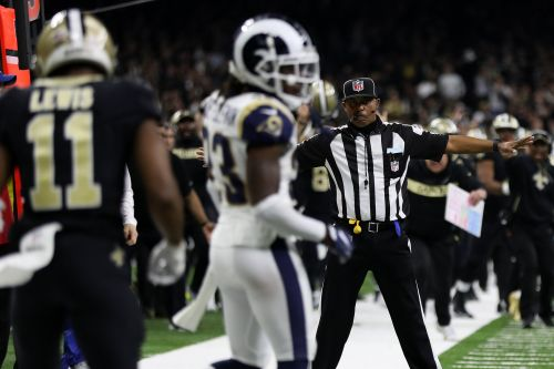 Should the NFL replay the NFC Championship game?