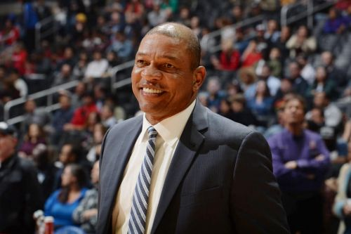'I'm Going Nowhere': Doc Rivers Shoots Down Lakers Rumors