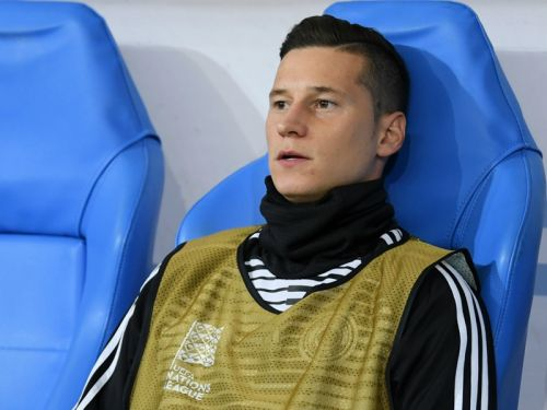 Germany without Draxler for Netherlands game
