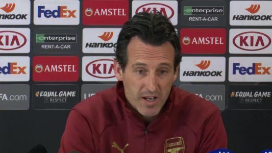 Every Arsenal fan wants to come with us.but Baku is far - Emery