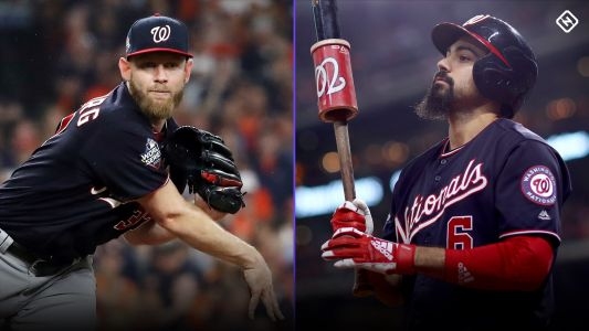 MLB free-agent rumors: Nationals say only Strasburg or Rendon can return