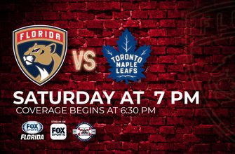 Preview: As they try to get back on track, Panthers face tall task against visiting Maple Leafs