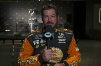 Martin Truex Jr: 'I'm way more relaxed' going into title race
