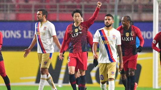 Kashima Antlers dominate Newcastle Jet in ACL qualifying match