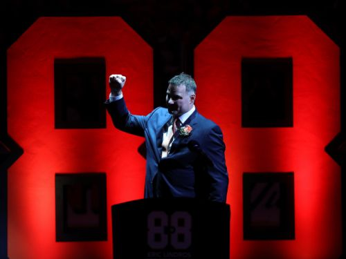 'We can do so much better': How Eric Lindros is pushing hard for progress on concussion awareness