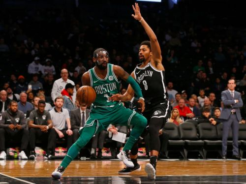 Spencer Dinwiddie Says Kyrie Irving Discussed Joining Nets in December