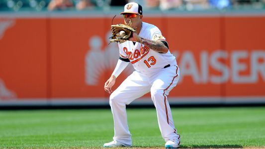 MLB trade rumors: Orioles 'very close' to dealing Manny Machado