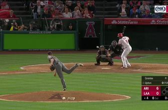 MUST WATCH: Justin Upton and Albert Pujols hit back-to-back home runs
