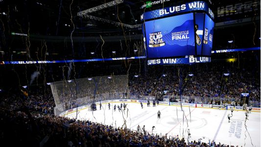Stanley Cup Final 2019: A meeting 49 years in the making for original Blues Larry Keenan, Frank St. Marseille