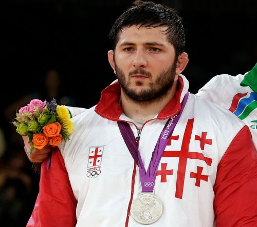 Georgian wrestler stripped of 2012 Olympic silver for doping