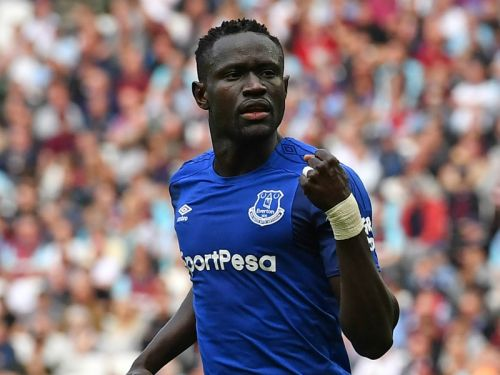 Everton midfielder Gueye wishes Niasse goodluck after Cardiff City move