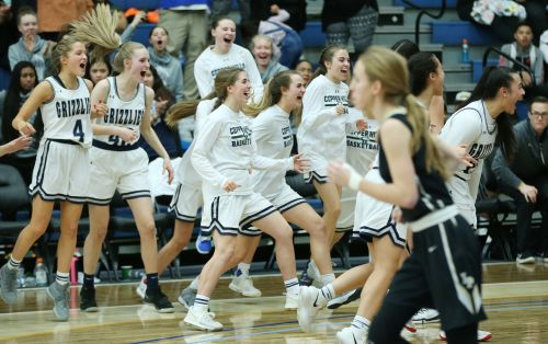 Wheels-and-deals: Tafisi leads Copper Hills girls by Lone Peak in 6A state semifinal