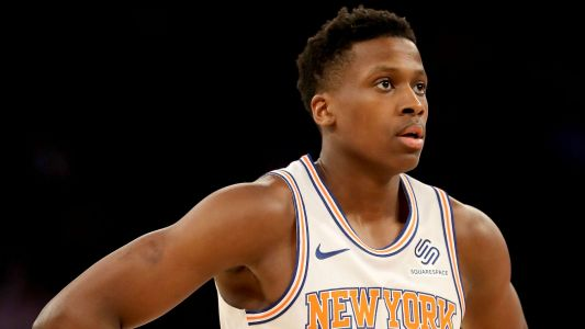 NBA trade rumors: Frank Ntilikina 'extremely happy' with Knicks, doesn't want to be moved