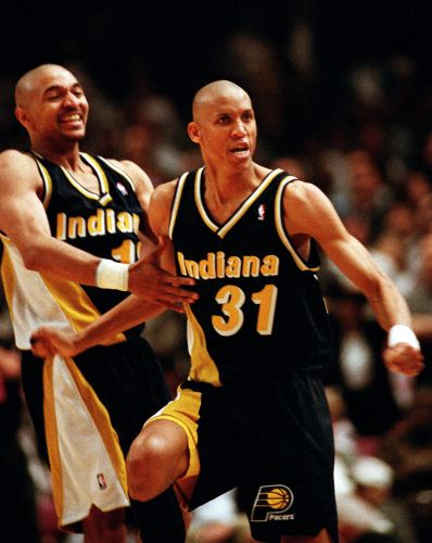 Why do I love sports? Because Reggie Miller proved the game isn't over until it's over