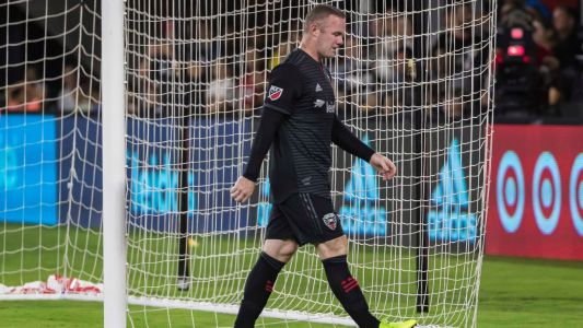 Rooney sees red in D.C.'s loss to Red Bulls