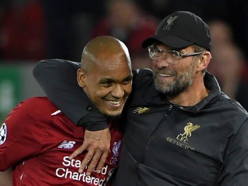 'It could take half a year' - Liverpool midfielder Fabinho to be given time to settle by Klopp