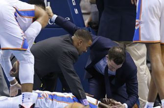 Thunder center Nerlens Noel out of concussion protocol