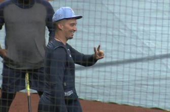 Camp Rock: Rays get back to work at Tropicana Field